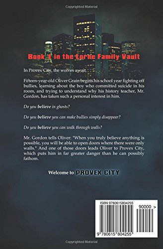 Provex City Lorne Family Vault Volume 1 Michael Pierce