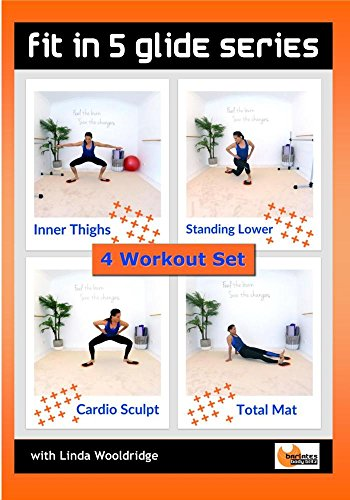 Barlates Body Blitz Fit in 5 Glide Series 4 Workout DVD