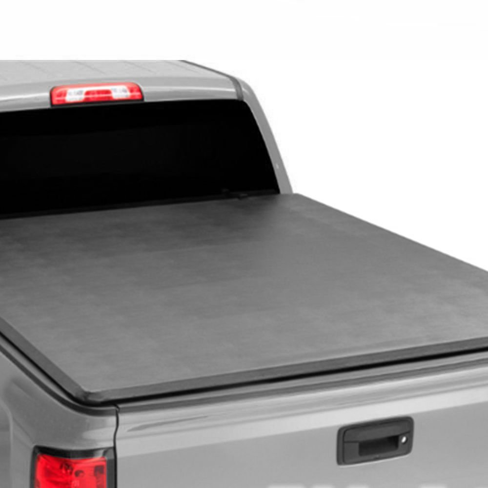 FUYU Soft Tonneau Cover For Ford F-150 2004-2018 With 5.5ft/66in Bed UDRIVE