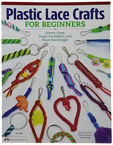 Design Originals Plastic Lace Crafts for Beginners