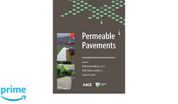 Permeable Pavements Permeable Pavements Task Committee Leed Ap