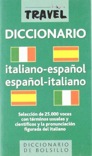 Inalcefi: Travel Dº Italiano (DICCIONARIOS DE BOLSILLO