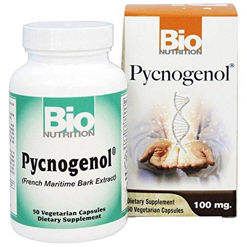 Pycnogenol 50 VegiCaps by Bio Nutrition