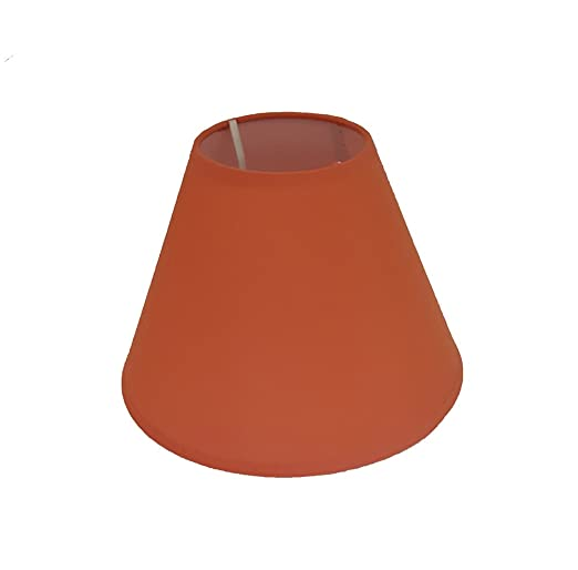 9 coolie ceiling table lamp shade main colour terracotta amazon 9quot coolie ceiling table lamp shade main colour terracotta aloadofball Image collections