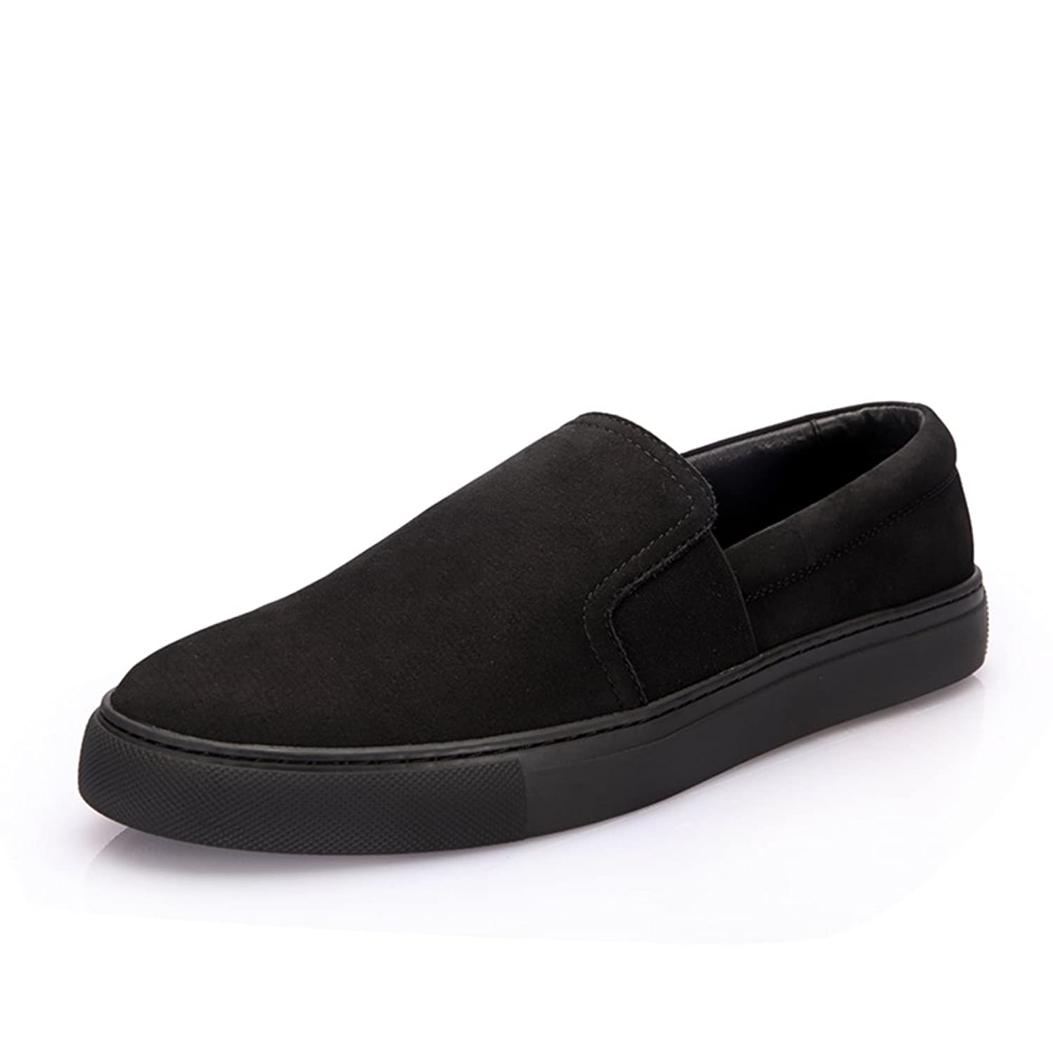 WLJSLLZYQ Fashion Casual Mens Shoes//Leather Breathable Casual Shoes