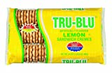 24oz Tru Blu Sandwich Cremes Cookies Lemon, Pack of 1