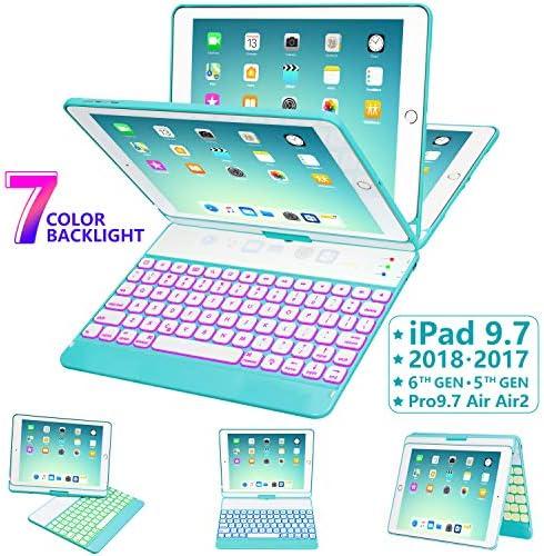 iPad Keyboard Case 9 7 2018 product image