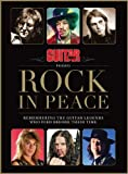 Rock in Peace, The Editors of Guitar World, 1603209638
