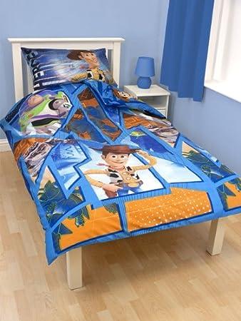 Toy Story Bettwäsche Fractal 135 X 200 Cm Amazonde Küche Haushalt