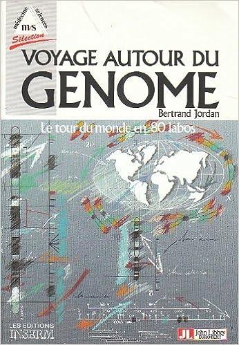 En ligne téléchargement Voyage autour du génome pdf