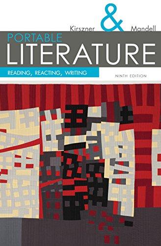 Portable Literature:Read.. W/2016 Mla