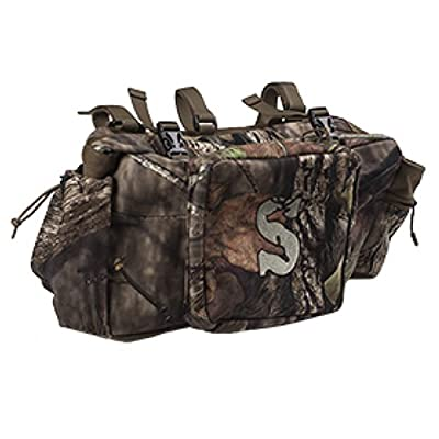 Summit Treestands Summit Deluxe Front Storage Bag   Tree Stand Accessory   Works with Climbing or Ladder Stands