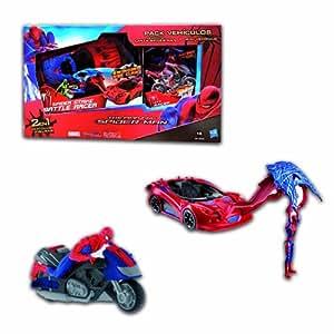 Marvel Spiderman - Super Pack Vehiculos Spiderman (Hasbro) A1897500