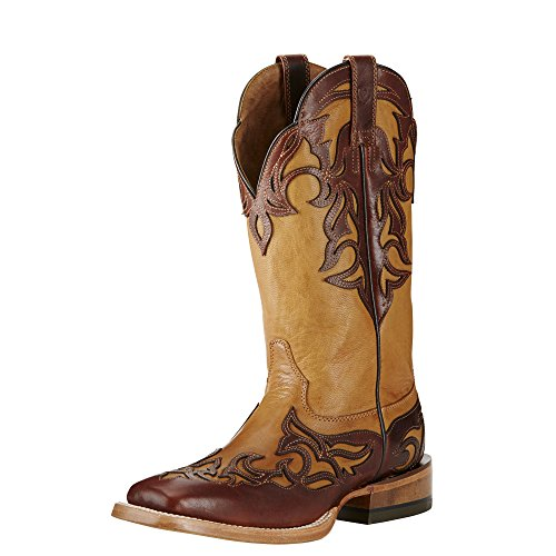 Brown Biker Boots For Women - 7
