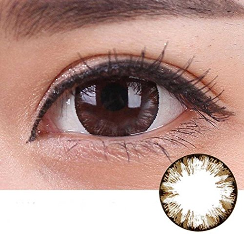 Rtiopo Cosplay Large Diameter Contacts Lens Eye Makeup