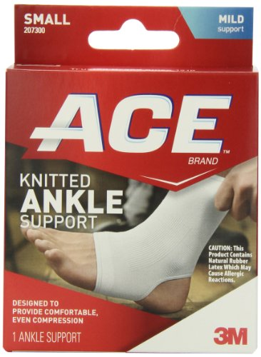 ACE Knitted Ankle Support, ()