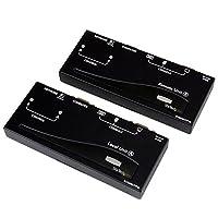 StarTech.com Long Range USB VGA KVM Console Extender over Cat5 UTP - 1000 Feet (SV565UTPUL)