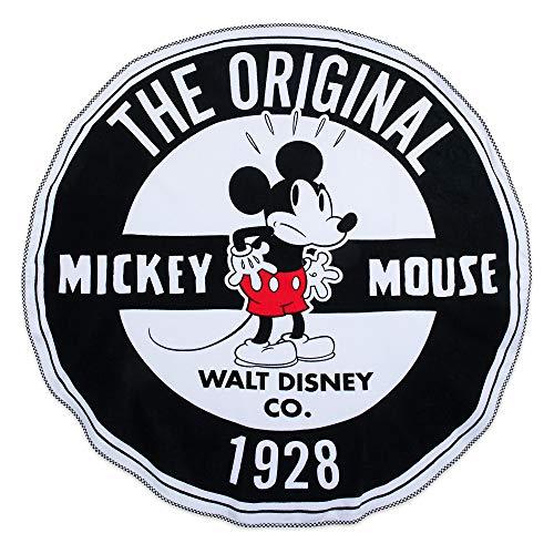 Disney Mickey Mouse Round Beach Towel - Oh My Disney - Mickey Mouse Round