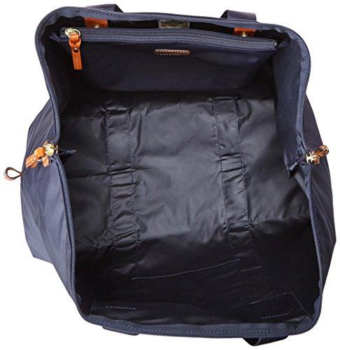 "Bric's ""X-Bag X-Travel"", 43 cm, Reisetasche 2 in 1, ocean blue"