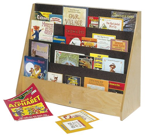 Steffy Wood Products Big Book Storage ()