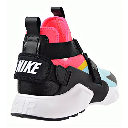 Multicolore 400 Donna Bleached Nike Aqua Fitness da Scarpe Black Air Huarache City W qTp8R
