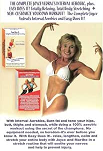 The Complete Interval Aerobic with Joyce Vedral
