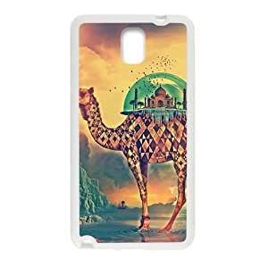 HDSAO Artistic imaginary camel Cell Phone Case for Samsung Galaxy Note3