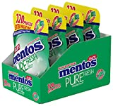Mentos Pure Fresh Sugar-Free Chewing Gum with