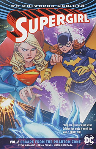 Supergirl Vol. 2: Escape from the Phantom Zone - Phantoms Orlando
