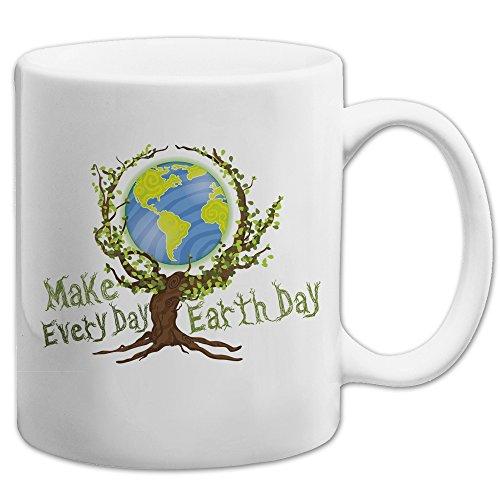 - Make Every Day Earth Day 11 oz. Coffee Mug