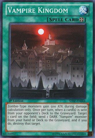 Yu Gi Oh Vampire Kingdom SHSP EN064 Specters product image