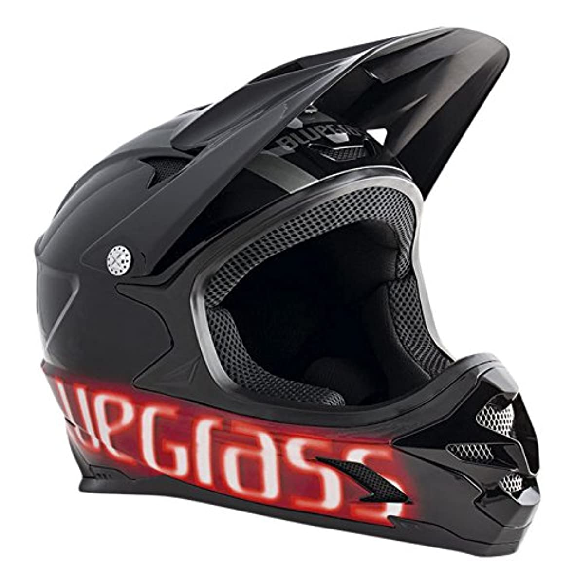 [해외] BLUEGRASS(블루 글래스) 헬멧 INTOX 3HELG09XLNN 블랙 XL