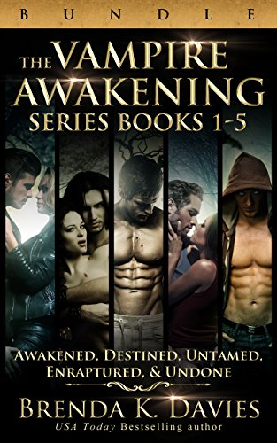 The Vampire Awakening Series Bundle (Books 1-5) (The Awakening Series) cover