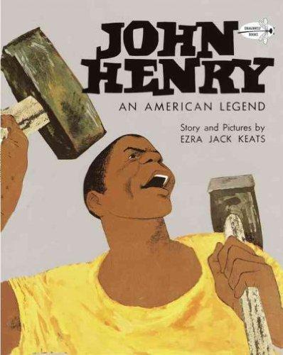 John Henry: An American Legend (Knopf Children's Paperbacks)