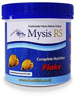 Mysis RS Flake 30 g comida en copos peces marinos Acuario BCUK Aquatics: Amazon.es: Productos para mascotas