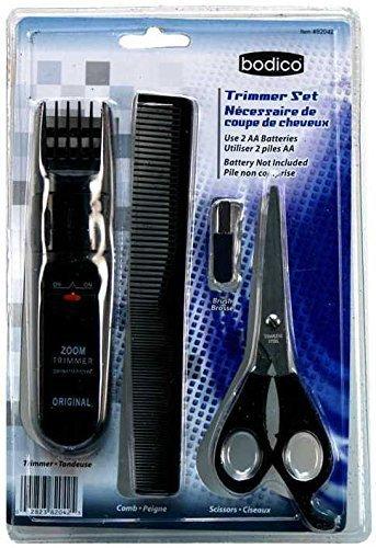 4 Piece Hair Trimmer Set CTG