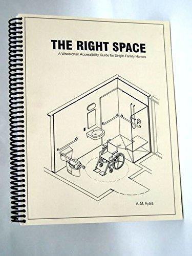 Cheap  The Right Space - A Wheelchair Access Guide