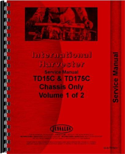 International 175C TD15C Track Loader & Crawler Service Manual (IH-S-TD15C+)