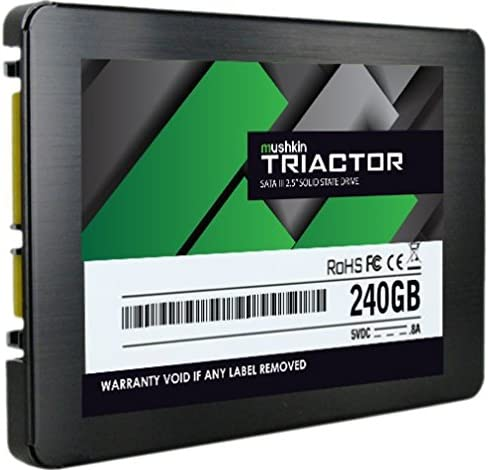 Mushkin Triactor 240 GB Serial ATA III 2.5