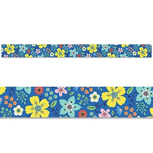 Creative Teaching Press Floral Fun Border CTP 8686 ()