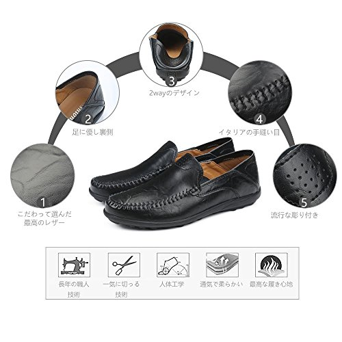 Driving Shoes B Soft Sorliva Men's Shoes Casual yellow Sole Flats Shoes Slipper Loafers wxqUCAq