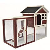 Advantek 21901A The Stilt House Rabbit Hutch