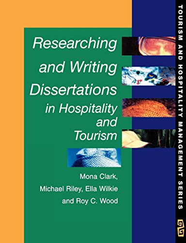 researching and writing dissertations in business and management riley Research/project (study unit trs3361: long essay)  a student requesting an  extension must do so in writing to the long essay tutor  riley, m, wood, rc,  clark, ma, wilkie, e & szivas, e (2000) researching and  white, b (2000)  dissertation skills for business and management students, continuum, london.