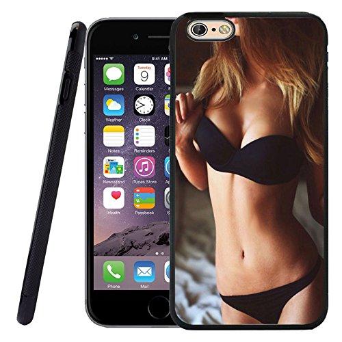 iPhone Customized Black Rubber bikini product image