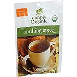 Simply Organic, Organic Mulling Spice Mix, 1.2 Ounce