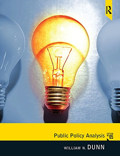 Download Public Policy Analysis Pdf