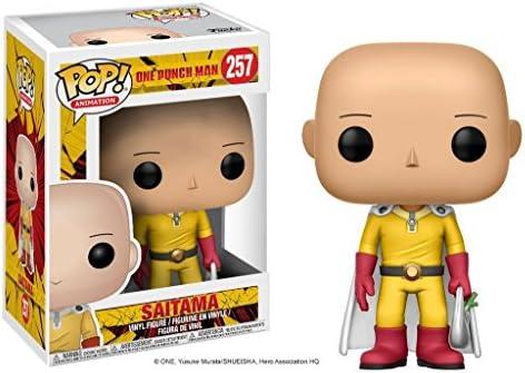 Funko - POP! Vinilo Colección One punch man - Figura Saitama (14993): Funko Pop! Anime:: Amazon.es: Juguetes y juegos