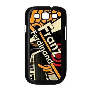 Samsung Galaxy S3 9300 Cell Phone Case Covers Black Franz Ferdinand R2935438