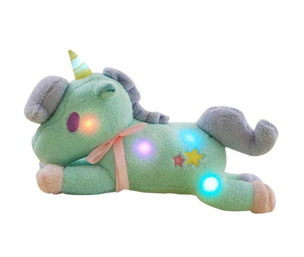 Unicornio Regalo Juguete para Beb/é ni/ña Fiesta cumplea/ños Uleade Unicornio Juguete de Peluche