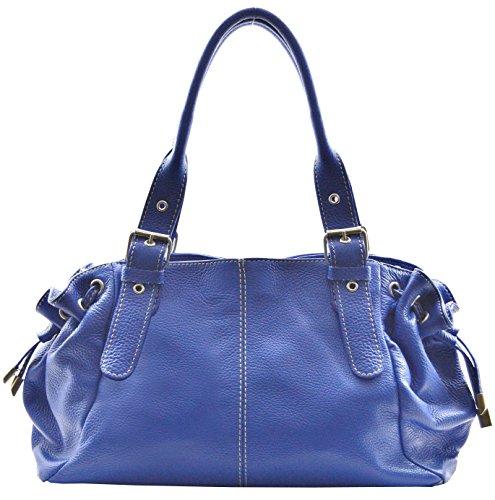 Modèle OH Roi CUIR MY Princesse Sac à Bleu Main BAG femme WqBwS1qTap